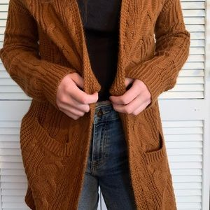 Urban Outfitters Sweaters - Long Cozy Cardigan